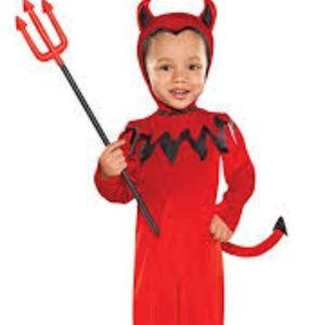 Other - COSTUME: DEVIL BOY (2PCS)
